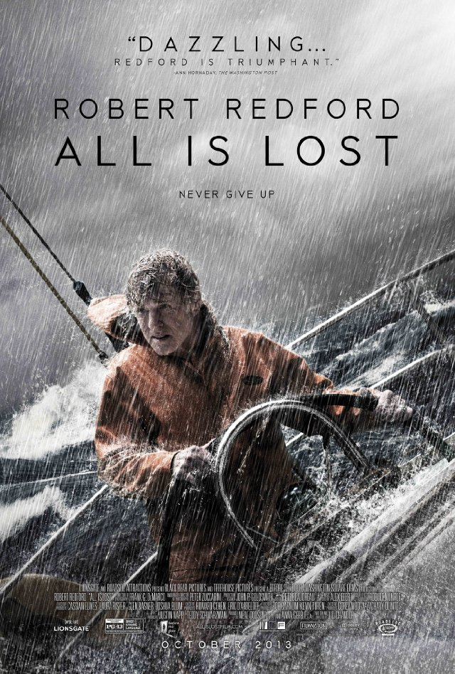 All Is Lost 2013 Movie Online for Free