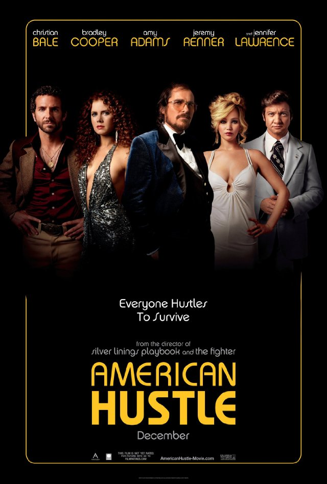 American Hustle Movie Online Stream