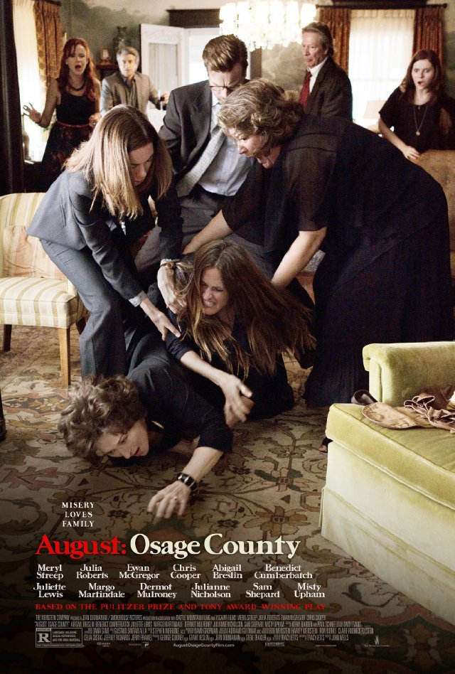 August Osage County Movie Online Streaming