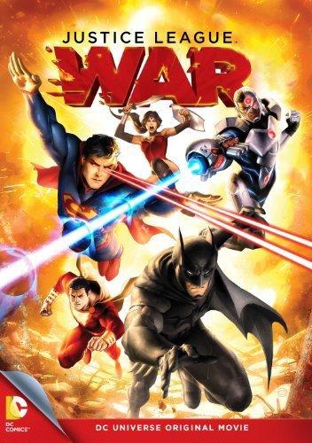 Justice League War 2014