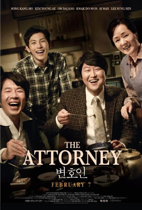 The Attorney 2013 Movie Online
